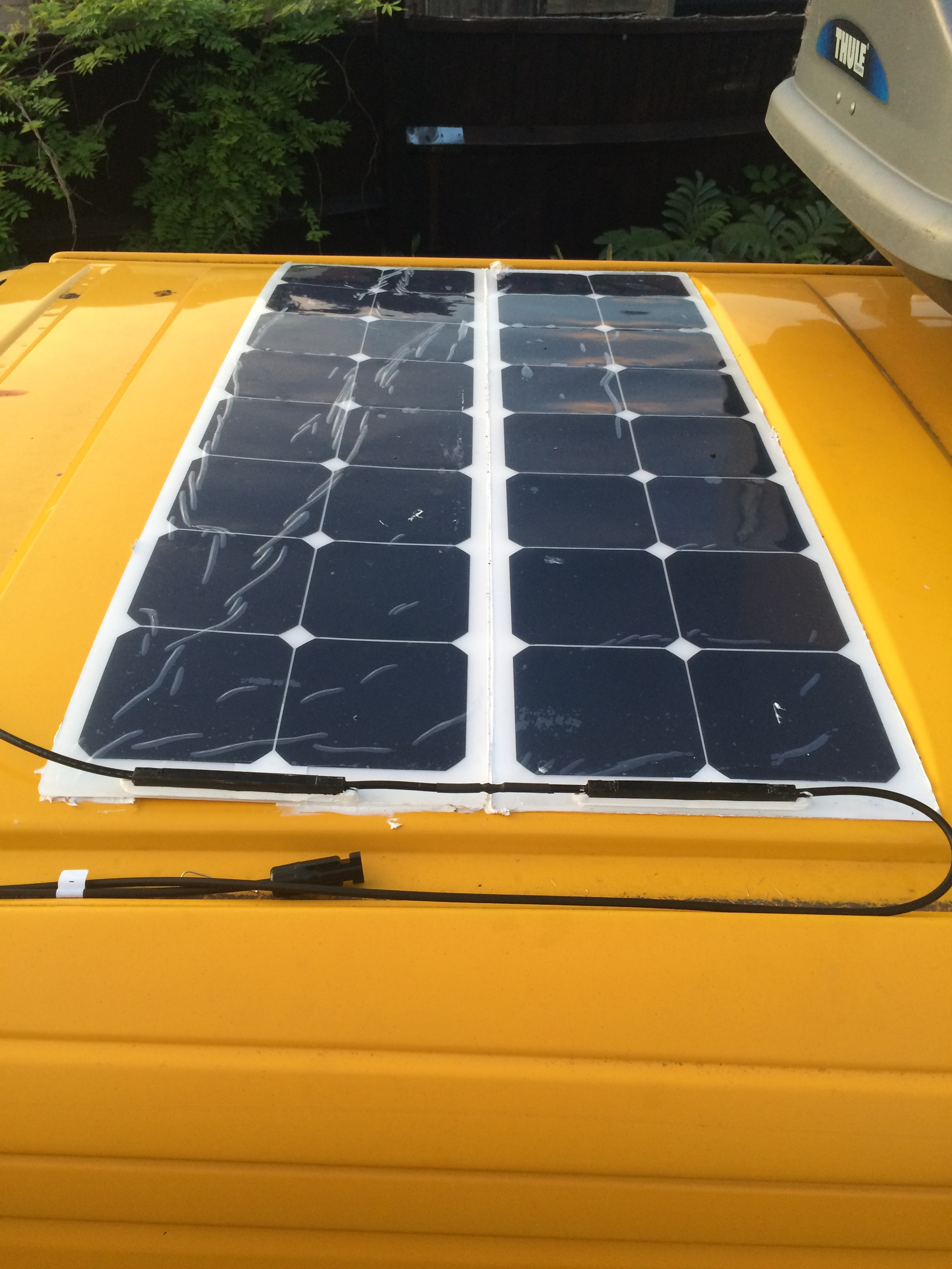 Solar Panel Install The Adventures Of Bumblebee